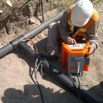 Ingeniería y montaje de acueductos en PEAD y PVC.